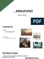 El Araucano y El Ferrocarril