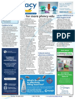 Pharmacy Daily for Tue 07 Apr 2015 - Call for more phmcy edu, Codeine to S4?, Call for removal of Plain English Draft, Removing location rules would see more phmcies, and much more