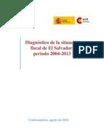 Diagnóstico de La Situación Fiscal de El Salvador Final