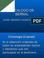 Decálogo de Bernal