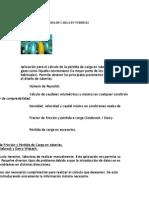 CÁLCULO DE LA PÉRDIDA DE CARGA EN TUBERÍAS.docx