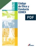 Codigo de Etica Cemex