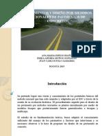 Fundamentos y Diseño Por Metodos Racionales de Pavimentos de Concreto