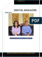 D85 Digital Magazine - April 2015