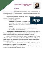 TEMA 7. Descartes