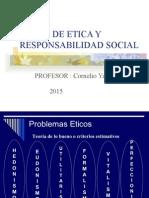 Three Ética Profesional y Responsabilidad Social