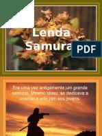 Lenda Samurai