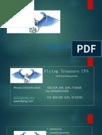 flying treasure