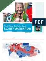 Denver Zoo Masterplan Summary