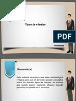 Tipologia Del Cliente