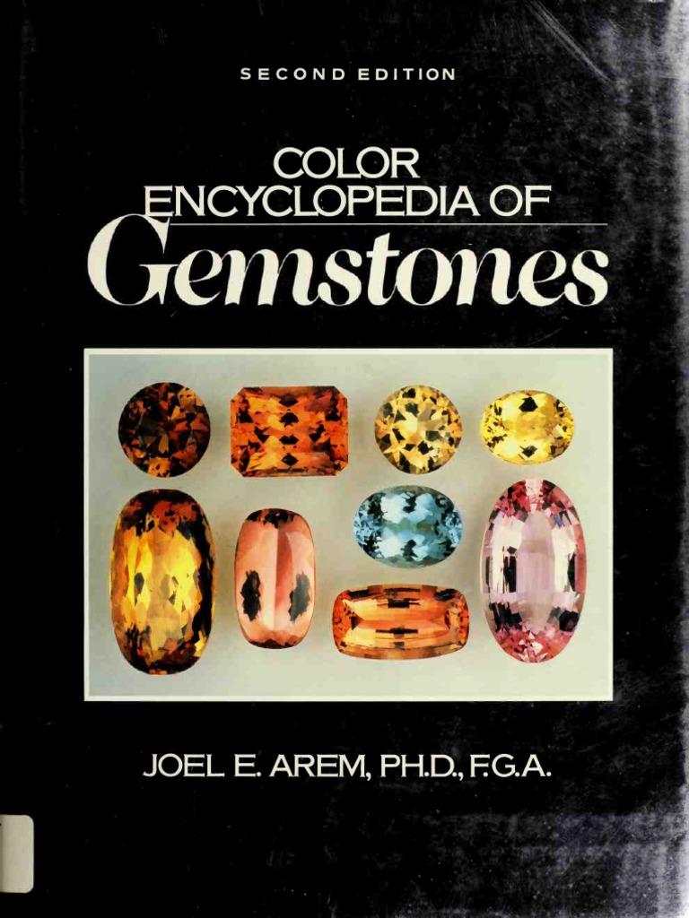 Color encyclopedia of gemstones gemstone ion nvjuhfo Images