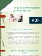 Trastorno de La Comunicacion