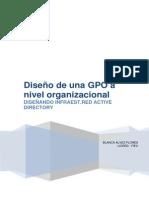 Diseño de Una GPO a Nivel Organizacional