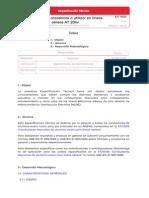 Elementos y Accesorios a Utilizar en Líneas de Trasmision y Distribucion