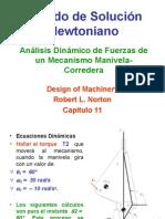 TEMA 3 Metodo de Solucion Newtoniano
