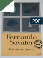DICCIONARIO FILOSÓFICO