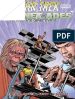 Star Trek/Planet of the Apes #5 (of 5) Preview