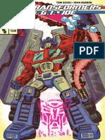 Transformers vs G.I. JOE #6 Preview