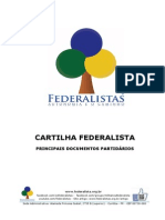 Cartilha Federalista