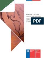 Libro Mineria en Chile Impacto en Regiones y Desafios Para Su Desarrollo