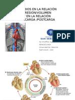Cambios en La Relación PRESION VOLUMEN