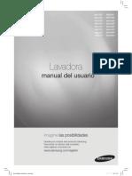Manual Lavadora