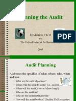 p37 Planning the Audit
