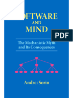 Software and Mind