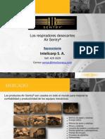 Respiradores desecante Air Sentry.pdf