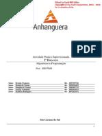ATPS algoritmo