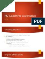 coaching presentation, mat 781