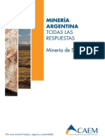 Minería Argentina Todas Las Respuestas Minería de Superficie
