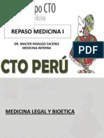 Clase ENAM Repaso Medicina I
