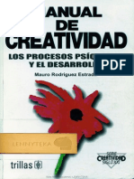 Manual de Creatividad