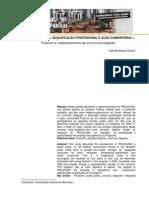 Educacao Basica Qualificacao Profissional e Acao Comunitaria o Projovem e o Desenvolvimento d