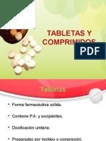 Tabletas y Comprimidos