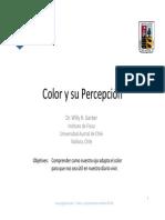 Color y Su Percepcion