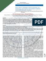 Comportamiento clínico‒quirúrgico de los pacientes con Enfermedad de Hirschsprung, que fueron intervenidos mediante Técnica Mínimamente Invasiva