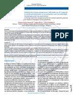 Efectividad del tratamiento inmunosupresor utilizado en el manejo del S. Nefrótico Corticorresistente y su relación con la variedad histol