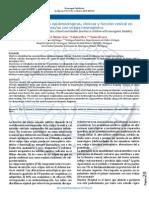 Características epidemiológicas, clínicas y función vesical en niños(as) con vejiga neurogénica