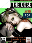 THE DOSE magazine - Issue 0 (Budapest)