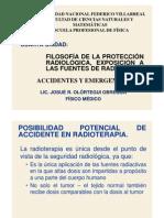 Curso Proteccion Radiologica Unfv Unidad IV 2013-2