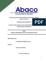 monografia Implementacion de un sistema de ventas
