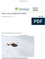 AQPA, La Rama Más Peligrosa de Al Qaeda