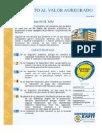 Boletin 18 IVA Impuesto Al Valor Agregado Definitivo