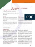 Caso Clinico Acv y Embarazo