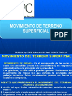 Movimiento Terreno Superficial 05