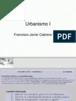 Urbanismo I - U1_1C1