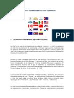 Tlc y Acuerdos Comerciales Del Perú (1)
