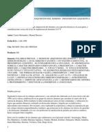 Modos de Adquisición Del Dominio Con Especial Referencia a La Usucapión